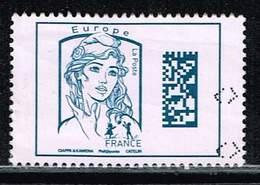 Frankreich 2015, Michel# 6256 O Marianne Ciappa Kawena Datamatrix Europe - France