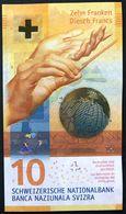 Switzerland NEW - 10 Franken 2016 - UNC - Suisse