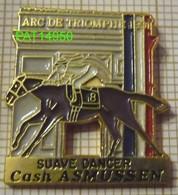 Prix De L' Arc De Triomphe  1991  Cash ASMUSSEN Sur SUAVE DANCER  PMU  COURSES HIPPIQUES - Games