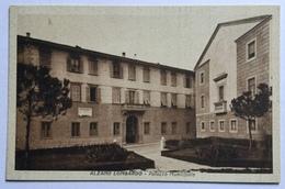 ALZANO LOMBARDO - PALAZZO MUNICIPALE CON ANNULLO FP - Bergamo