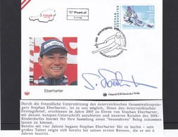SOS Kinderdorf Ski Stephan Eberharter Ersttag 2005 - Österreich