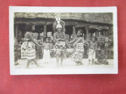 RPPC  Oceania > Samoa  Pago  Pago Dancers   Ref. 3082 - Samoa