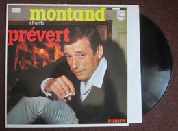 DISQUE Vinyle 33 T - Unitaire Au Choix - YVES  MONTAND - Enrico Macias - CABREL - MOUSTAKI - JO DASSIN - TBE - Vinyl Records