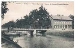 Lommel - Tolkantoor (Groote Barreel) - Bureau De Douane 1914 (Geanimeerd) - Lommel