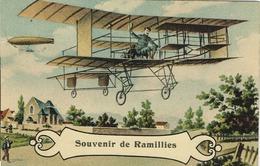 RAMILLIES : Souvenir De Ramillies (J103) - Ramillies