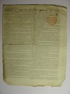 JOURNAL DU SOIR 1797 - TRAITE MILITAIRE SARDAIGNE - PARACHUTE - BELGIQUE - COLONIES GUADELOUPE GUYANNE SAINT DOMINGUE - Zeitungen - Vor 1800