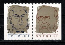 Zweden / Sverige 1999  Y&T  2123/24**, Mi 2141/42**, Fa 2158/59** MNH - Suède