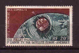 256a * SOMALIA  * TELSTAR * POSTFRISCH **!! - Somalia (1960-...)