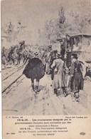JOURNALISTES DELEGUES PAR LE GOUVERNEMENT.. GUERRE DE 1914 (dil420) - Guerre 1914-18