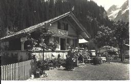 BERNE KANDERSTEG RESTAURANT SCHWYZERHÜSLI SELDEN IM GASTERNTALGyger Phot., Adelboden3927 NON CIRCULÉ - BE Berne