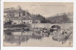 CPA 54 LIVERDUN Le Pont Du Canal - Liverdun