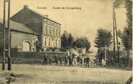 INCOURT : Route De Dongelberg - Animée (J120) - Incourt