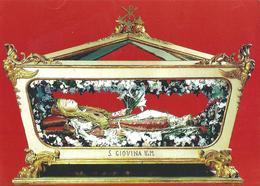 S. GIOVINA V.M. - LANCIANO  - M - PR - Mm. 80 X 110 - Religione & Esoterismo