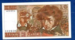 10 Francs Berlioz  /  3 - 3 - 77 /  SUP - 1962-1997 ''Francs''