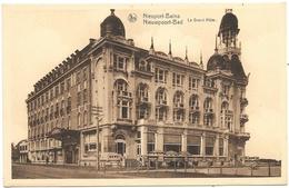 Nieuport-Bains NA55: Le Grand Hôtel - Nieuwpoort