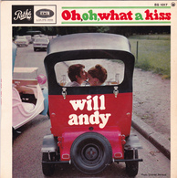 WILL ANDY - Oh, Oh What A Kiss - EP - 45 Rpm - Maxi-Single