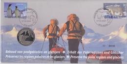 PREMIER JOUR PRESERVEZ LES REGIONS POLAIRES ET LES GLACIERS - 2001-10
