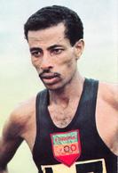 ABEBE  BIKILA -MARATHON , OLYMPIC - Athlétisme