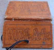 """Carnet De Papier à Cigarettes """" RIZLA  +   """"  N° 32 - Empty Cigarettes Boxes"""