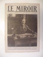 Le Miroir,la Guerre 1914-1918 - Journal N°264 - 15.12.1918 - Les Anglais En Allemagne,Commission D'Armistice à Spa. - War 1914-18