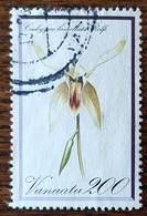 Vanuatu - YT N°655 - Flore / Fleurs / Orchidées - 1982 - Oblitéré - Vanuatu (1980-...)