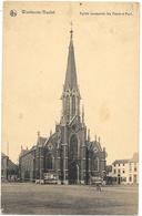 Wanfercée-Baulet NA9: Eglise Paroissiale Sts Pierre Et Paul 1925 - Fleurus
