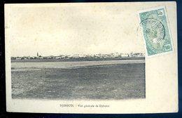Cpa Djibouti Vue Générale    GX17 - Djibouti