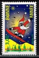 Frankreich 1998, Michel# 3343 O Happy New Year - Greetings - Frankreich