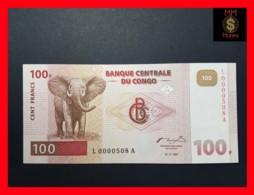 CONGO DEMOCRATIC REPUBLIC D R 100 Francs 1.11.1997 P. 90  UNC - Congo