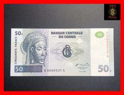 CONGO DEMOCRATIC REPUBLIC D R 50 Francs 1.11.1997 P. 89  UNC  LOW SERIAL - Congo