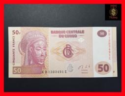 CONGO DEMOCRATIC REPUBLIC D R 50 Francs 30.6.2013 P. 97 A  UNC - Congo