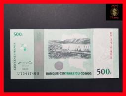 CONGO DEMOCRATIC REPUBLIC D R 500 Francs 30.6.2010 P. 100 *COMMEMORATIVE*    UNC - Congo