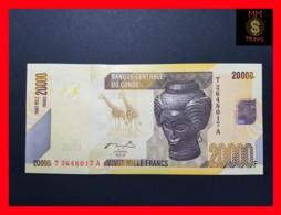 CONGO DEMOCRATIC REPUBLIC D R 20.000 Francs 18.2.2006 P. 104 A  UNC - Congo