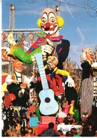 CP MODERNE - CARNAVAL DE NICE - ROY DE LA MUSIQUE   - CLOWN - NON ECRITE - Carnival