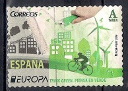 Spain 2016 - EUROPA Stamp - Think Green - 1931-Today: 2nd Rep - ... Juan Carlos I