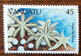Vanuatu - YT N°748 - Faune Marine / Coraux - 1986 - Neuf - Vanuatu (1980-...)