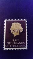 Nouvelle Guinée Néerlandaise Dutch New Guinea 1962 Surchargé Overprint UNTEA United Nations Unies Yvert 13 ** MNH - Netherlands New Guinea