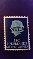 Nouvelle Guinée Néerlandaise Dutch New Guinea 1962 Surchargé Overprint UNTEA United Nations Unies Yvert 14 ** MNH - Netherlands New Guinea