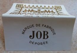 """Carnet De Papier à Cigarettes """"  JOB  """" Job Broche N° 5 - Empty Cigarettes Boxes"""