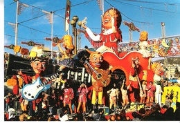 CP MODERNE - CARNAVAL DE NICE - ROY DE LA MUSIQUE  - NON ECRITE - Carnival