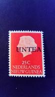 Nouvelle Guinée Néerlandaise Dutch New Guinea 1962 Surchargé Overprint UNTEA United Nations Unies Yvert 10 ** MNH - Netherlands New Guinea