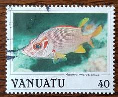 Vanuatu - YT N°776 - Faune / Poissons - 1987 - Oblitéré - Vanuatu (1980-...)