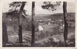 """Photo Carte D'Aywaille """" Val De L'Amblève """"  Circulée En 1950 - Aywaille"""