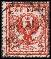 __1901 - 1922. __ 2 Cmi.  (Michel 75) - JF308110 - 1900-44 Victor Emmanuel III