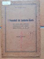 LIBRERIA FILATELICA: I FRANCOBOLLI DEL LOMBARDO-VENETO DI REZIA ALFREDO DEL 1920 - Filatelia E Storia Postale