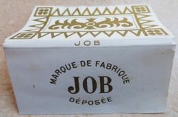 """Carnet De Papier à Cigarettes """"  JOB  """" Job Cartonné N° 5 Bis - Empty Cigarettes Boxes"""