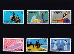 Anguilla Nº 173 Al 176 - Anguilla (1968-...)