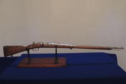 Fusil à Aiguille CHASSEPOT 1866 Totalement Complet Et D'origine - Armes Neutralisées
