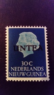 Nouvelle Guinée Néerlandaise Dutch New Guinea 1962 Surchargé Overprint UNTEA United Nations Unies Yvert 11 ** MNH - Netherlands New Guinea