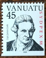 Vanuatu - YT N°805 - Sydpex'88 / Exposition Philatélique Nationale - 1988 - Neuf - Vanuatu (1980-...)
